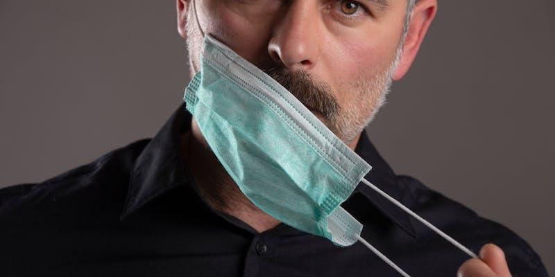 Covid-19 et entretien d'embauche : peut-on garder son masque ?