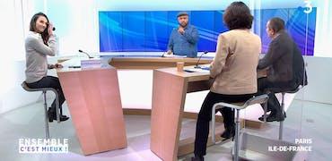 Vu sur France 3 Ile-de-France : les métiers de l'eau recrutent des techniciens et des cadres en 2021