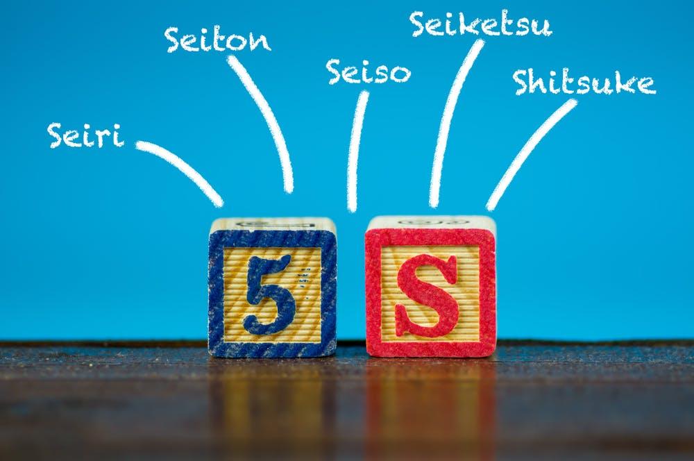 La méthode des 5S pour améliorer son environnement de travail