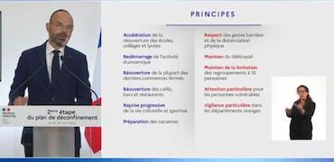 Déconfinement phase 2 : l'impact des annonces d'Edouard Philippe sur le travail