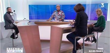 Vu sur France 3 Ile-de-France : crèches privées et transport aérien en crise, 2 histoires d'offre d'emploi à pourvoir sur Cadremploi