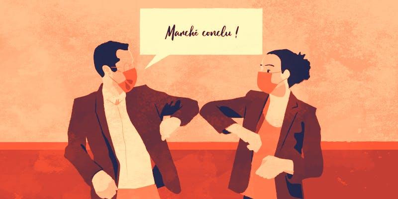 Dessin de Charles Monnier ©Cadremploi