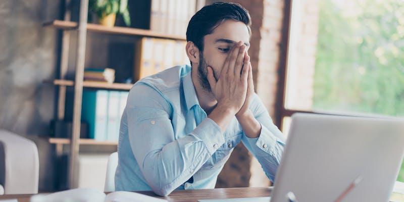 Pourquoi les cadres n'osent pas dire qu'ils vont mal au travail
