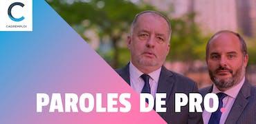 Julien Rozet et Gérard Guilbert : « Les embauches ont été maintenues dans les fonctions