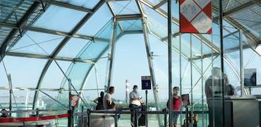 Impact du télétravail : à Roissy, le terminal 2F privé de cols blancs