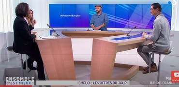 Vu sur France 3 Ile-de-France : les reconversions sur le tard dans la boucherie