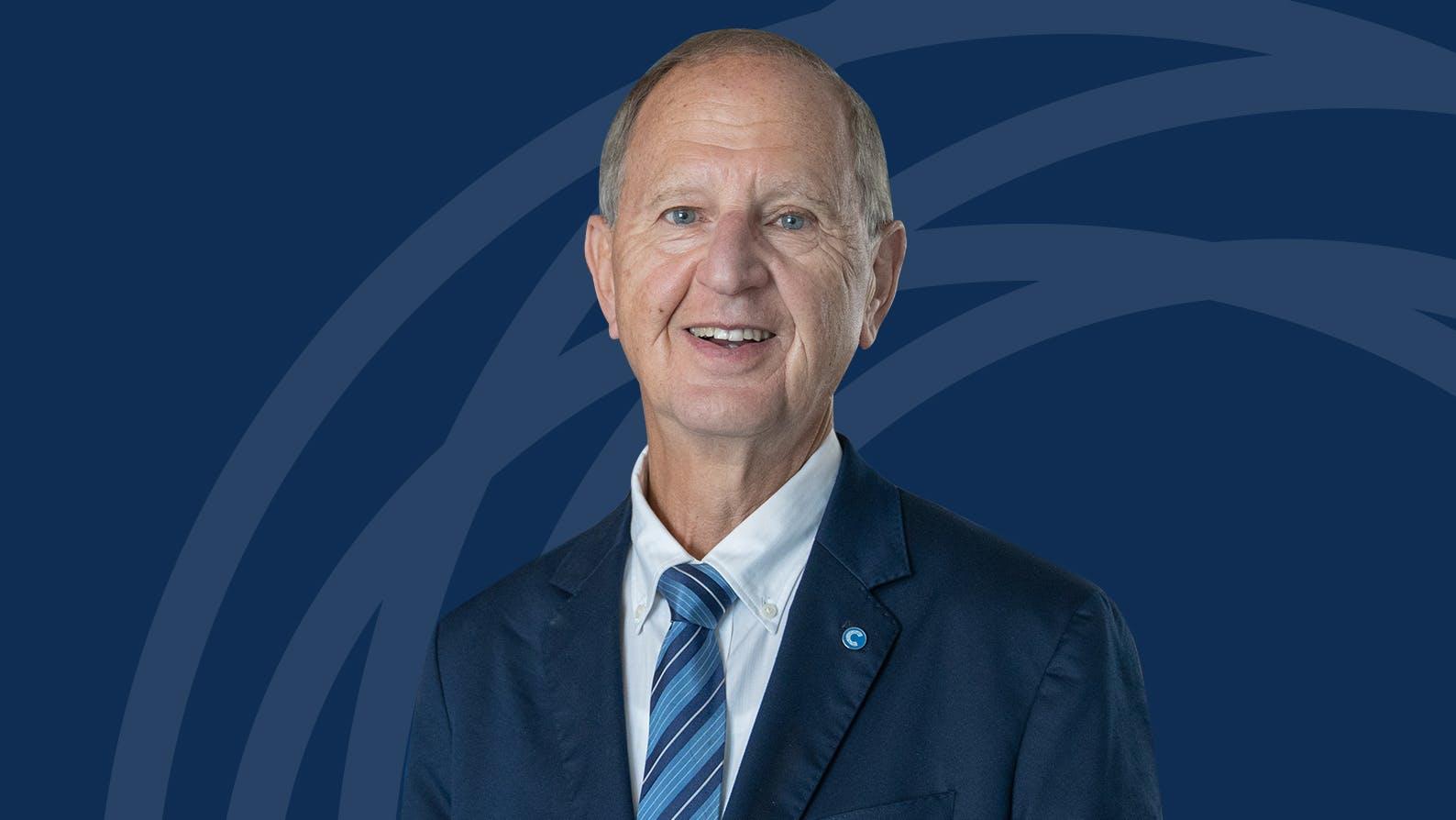 Calgary Chamber of Commerce interim CEO Murray Sigler
