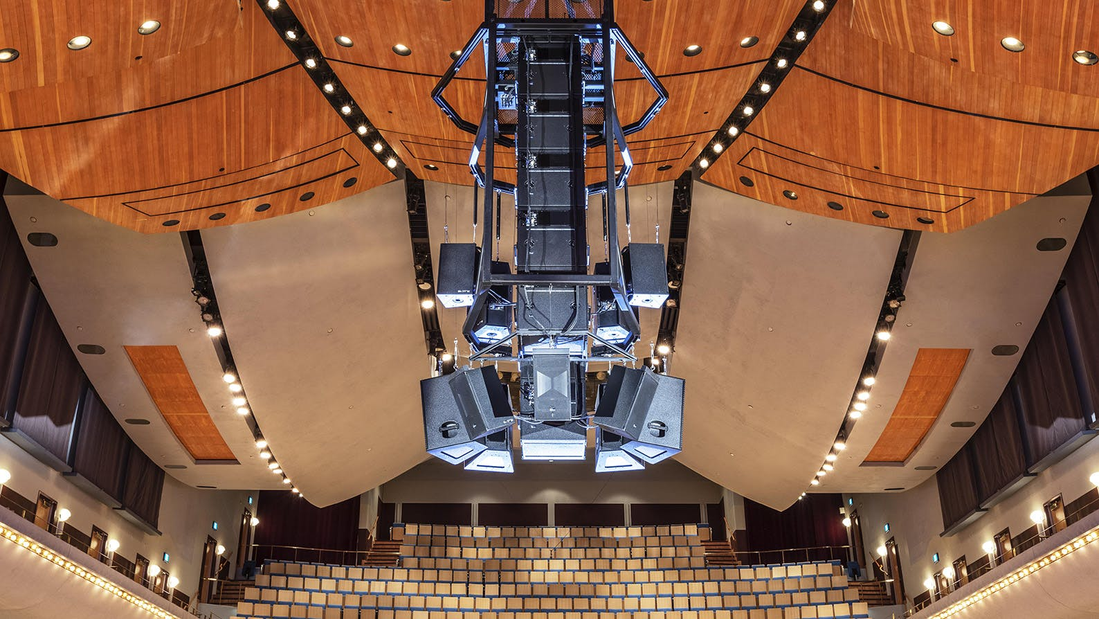 Jack Singer Concert Hall facility enhancements