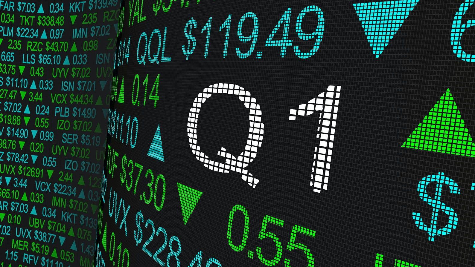 Q1 fiscal update