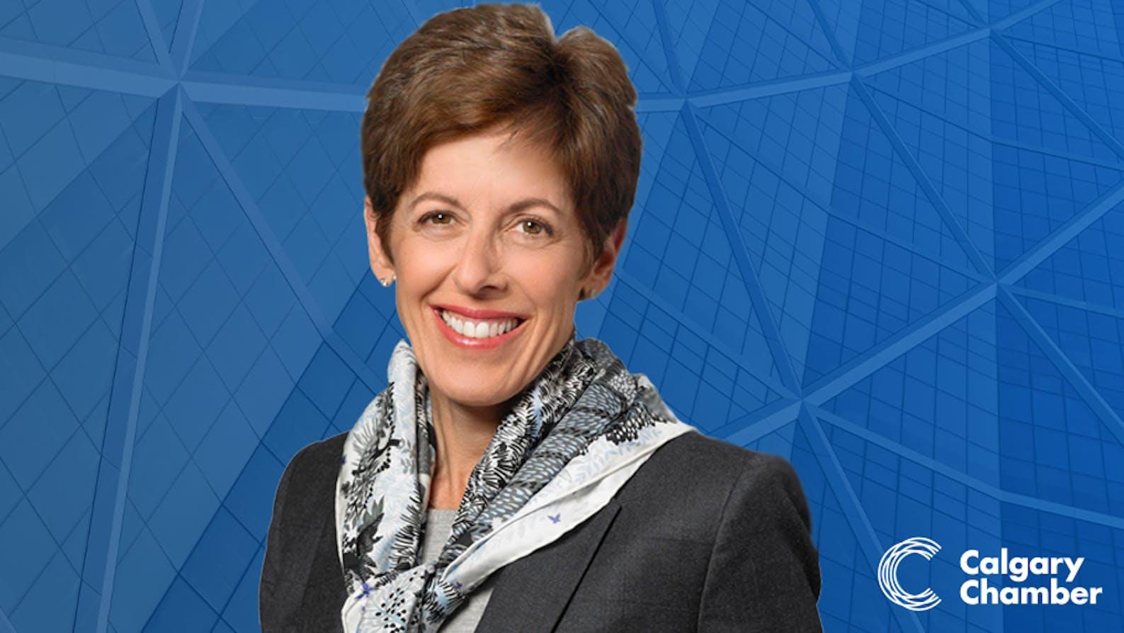 Deborah Yedlin, President and CEO, Calgary Chamber of Commerce