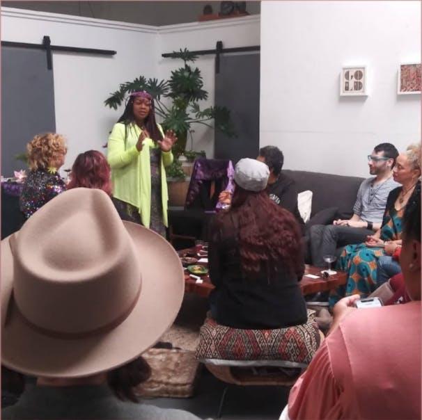 Tamara Walker at NCDAC