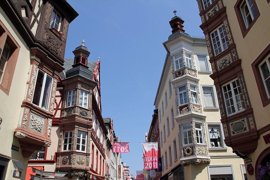 Koblenz Vier Türme - Campercontact