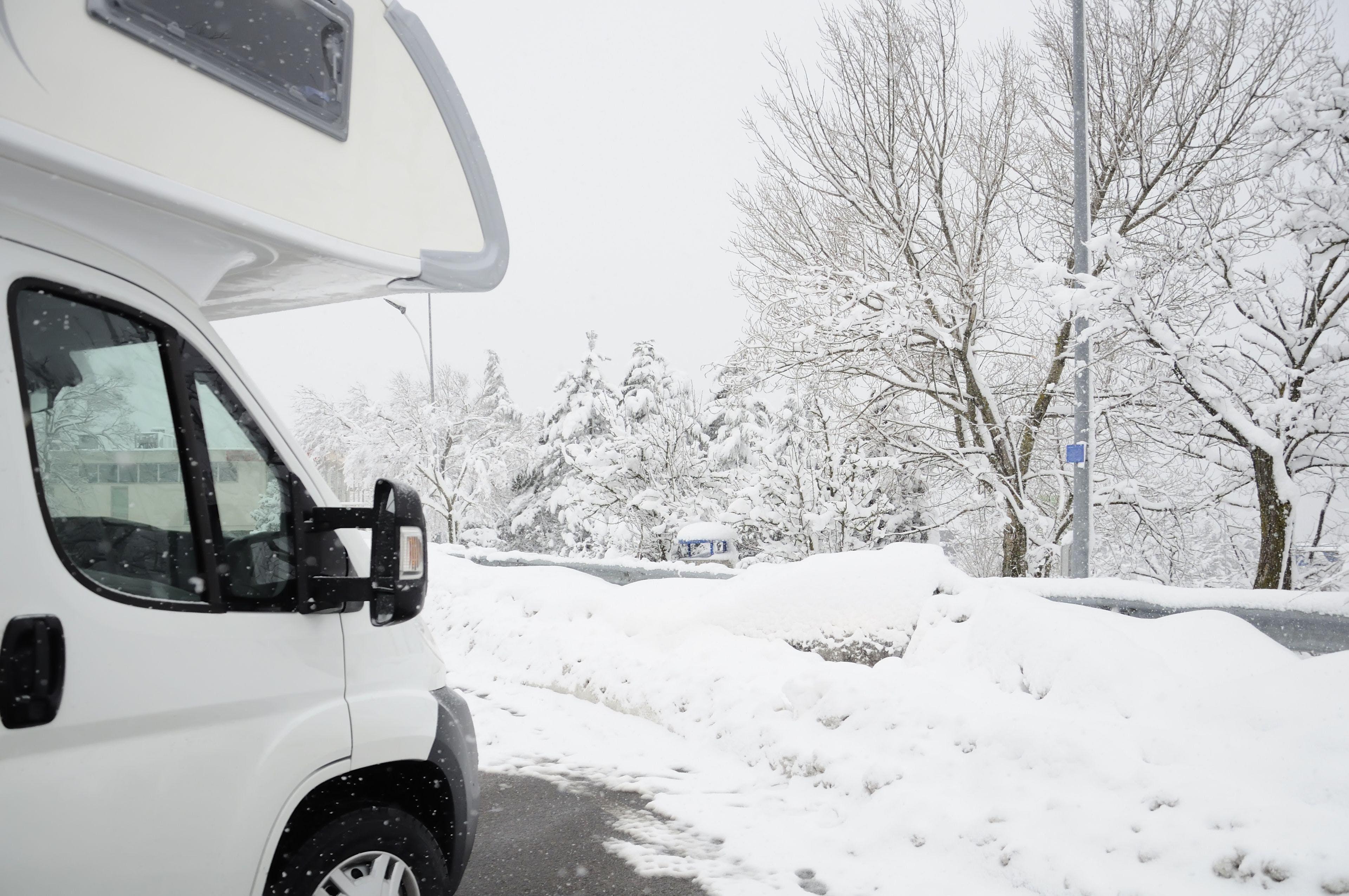 Información sobre el país de Campercontact - Autocaravana en la nieve