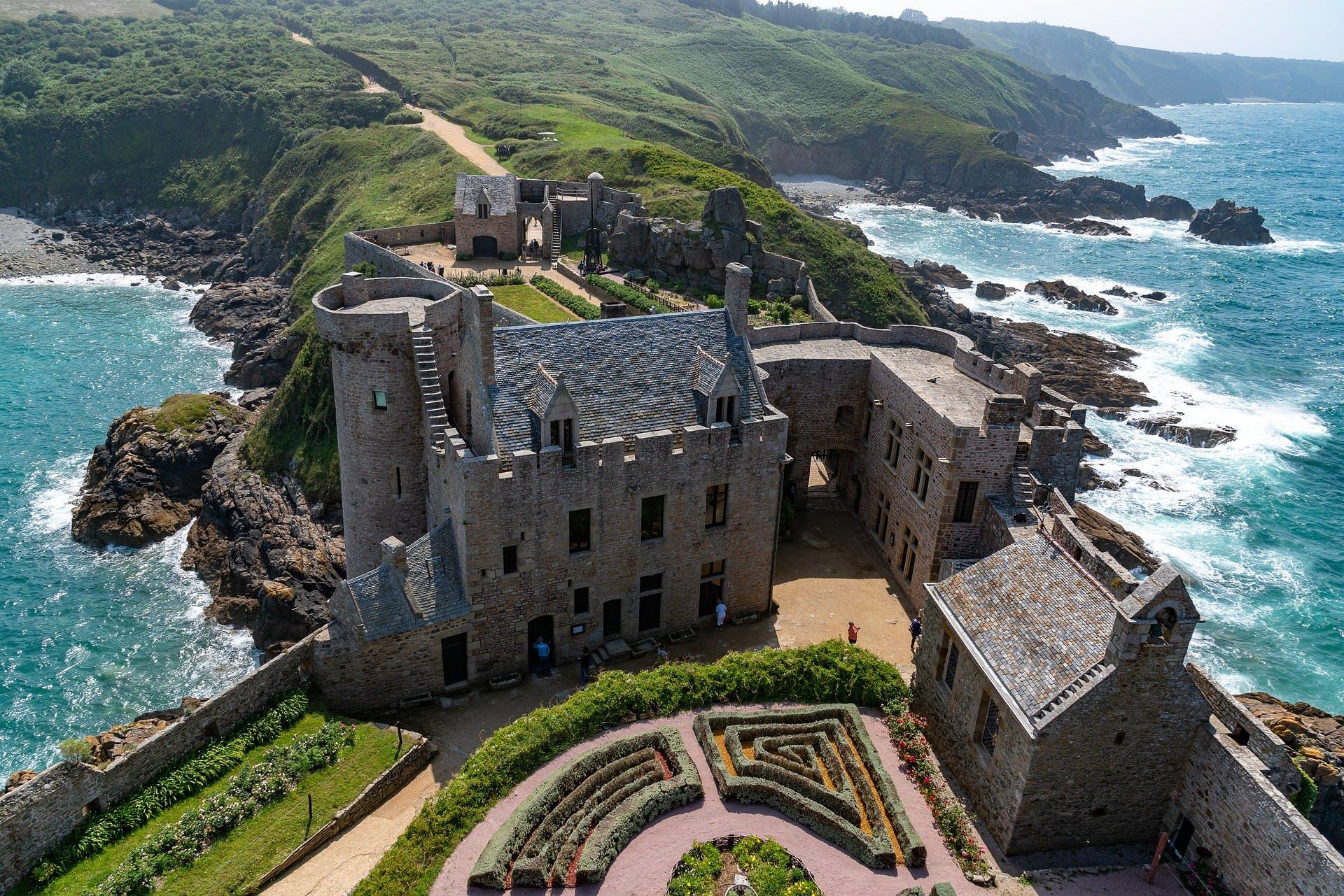 Campercontact - información del país Castillo de La Latte 'Fort La Latte', Bretaña