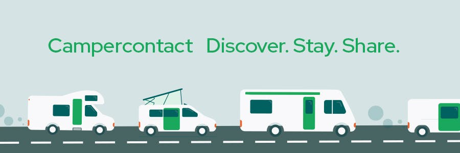 Campercontact Discover. Stay. Share.