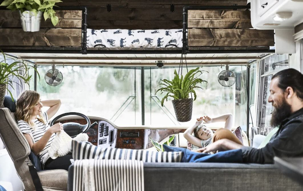 Plants in your motorhome - Campercontact