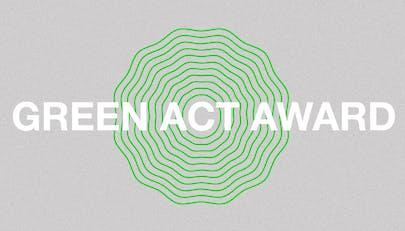 Green Act Award