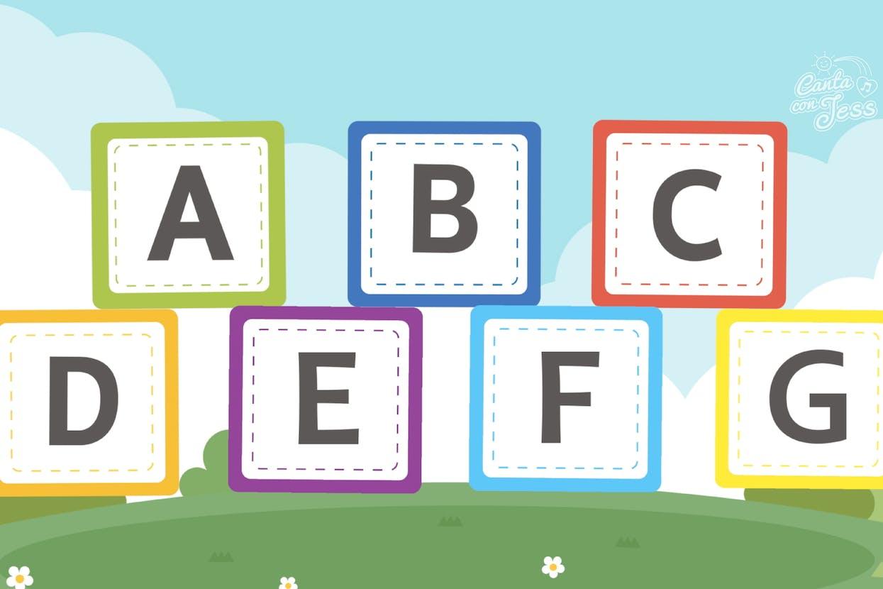 Learn the Spanish Alphabet - Canta Con Jess