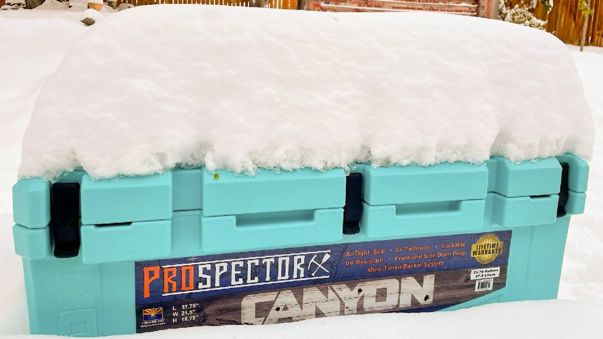 Canyon Prospector 103