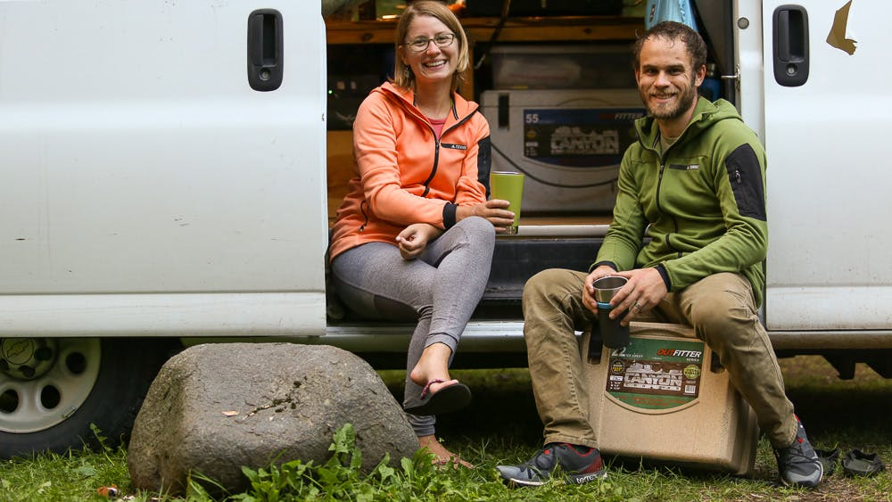 Outfitter 22 Van Life