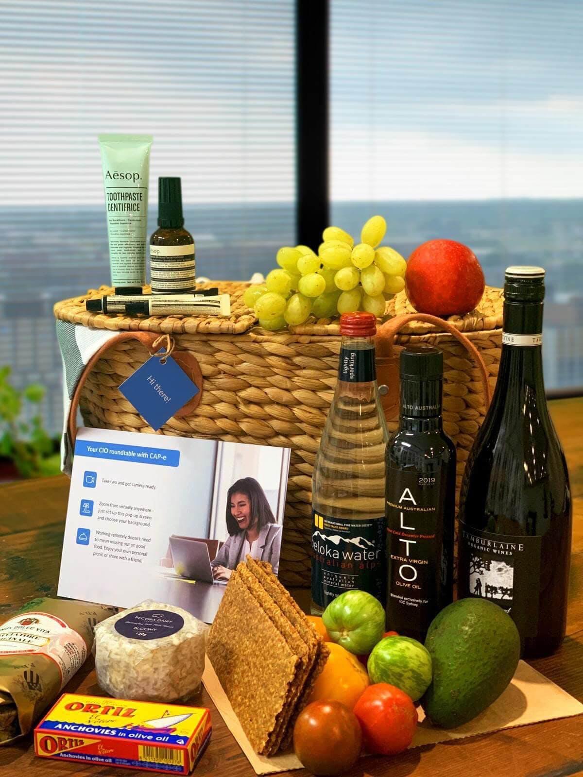 CAPITAL-e Corporate Gifting