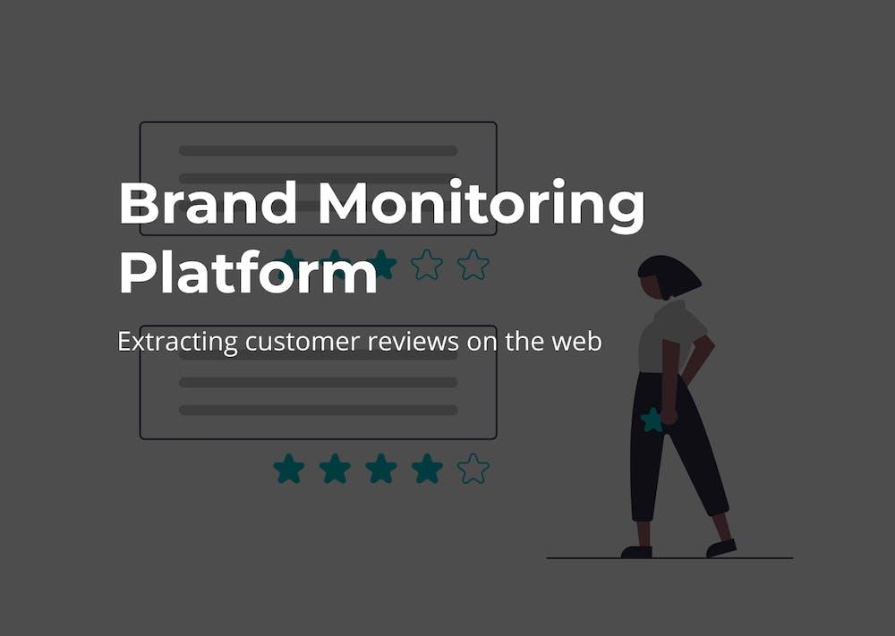 Brand Monitoring Platform