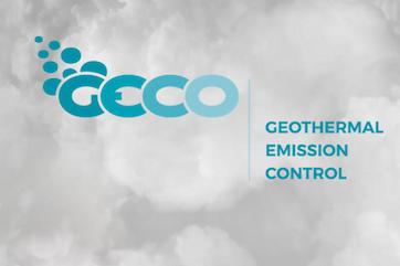 GECO logo.