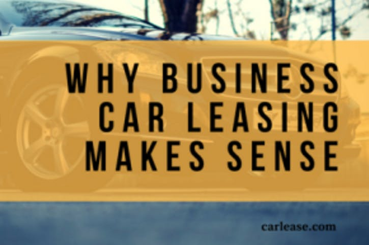 Business Car Leasing Makes Dollars & Sense