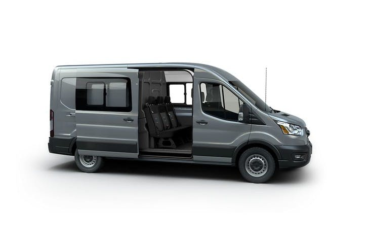First Look: 2020 Ford Transit