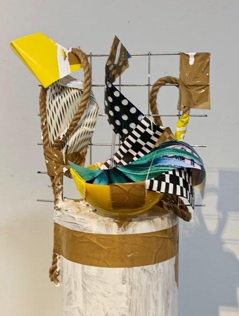 'Chain Reaction II' - Susie Olczak (2019)