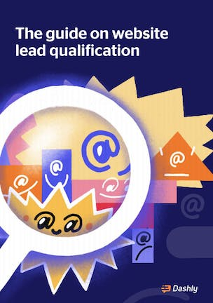 The guide on website lead qualification