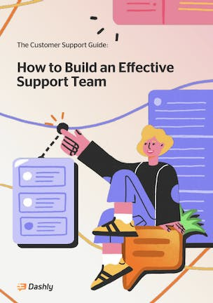 The customer support guide