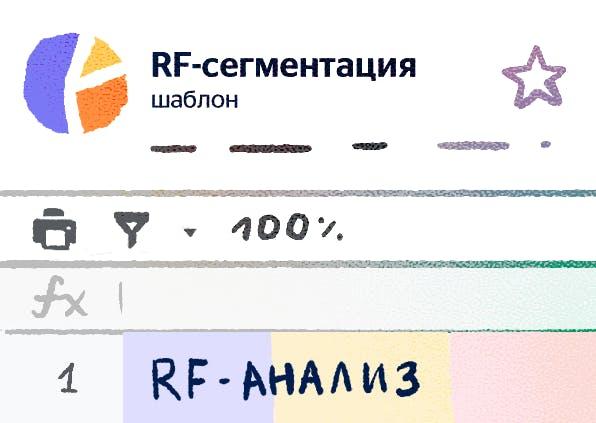 RF-анализ базы клиентов