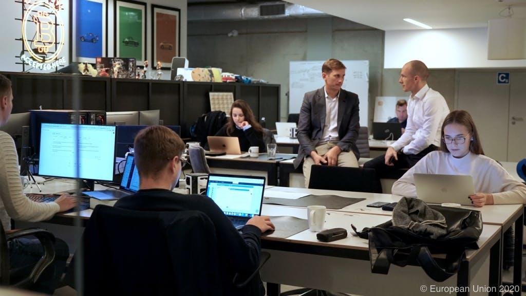 Европейский бриллиант: история успеха carVertical продолжает вдохновлять другие предприятия