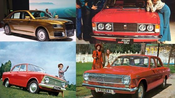 10 mașini est-europene care aproape au cucerit lumea