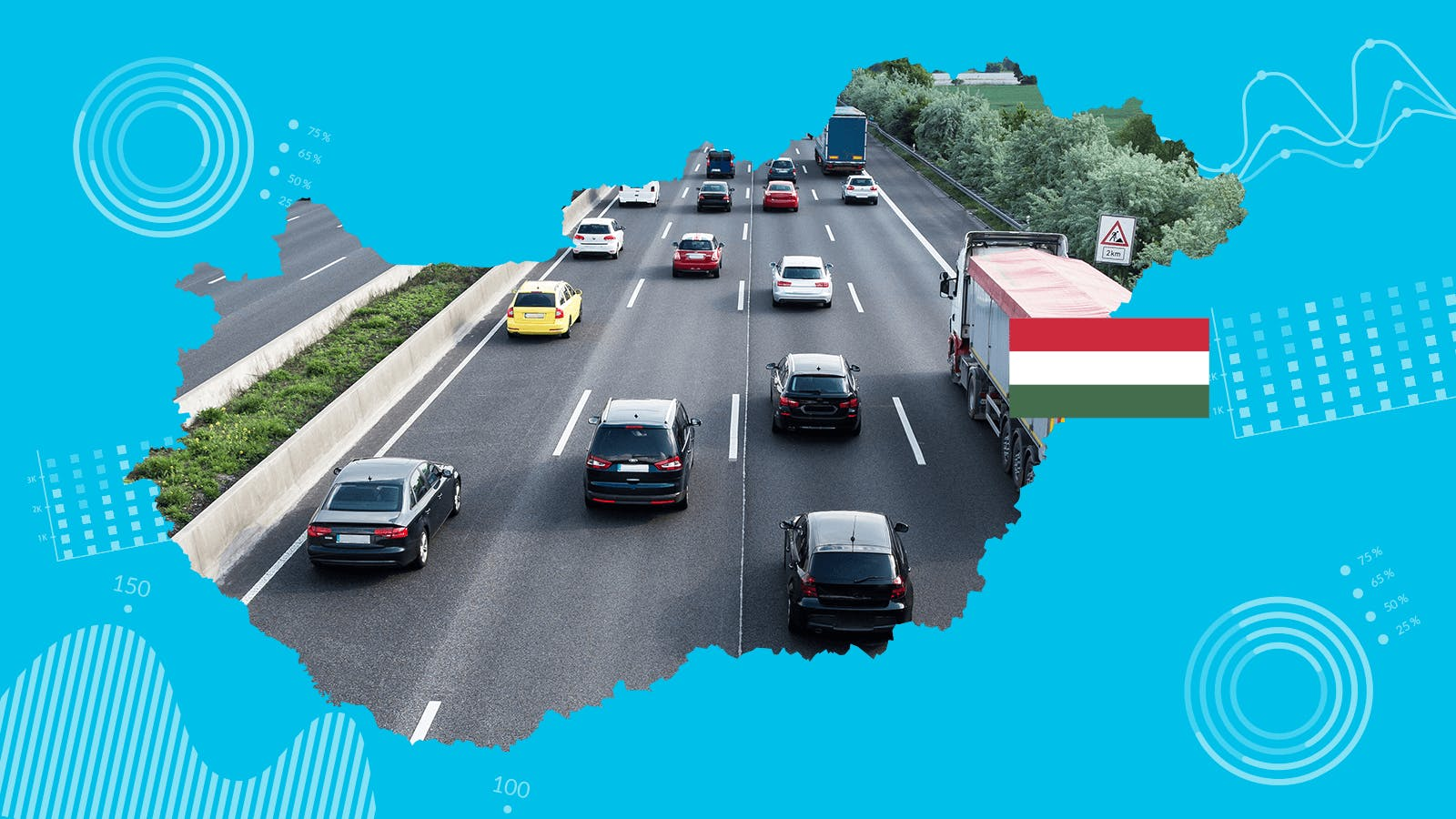 Használt autók Magyarországon: 4-ből 1 autó sérült, 50 ezer kilométert csalnak a kilométerórák