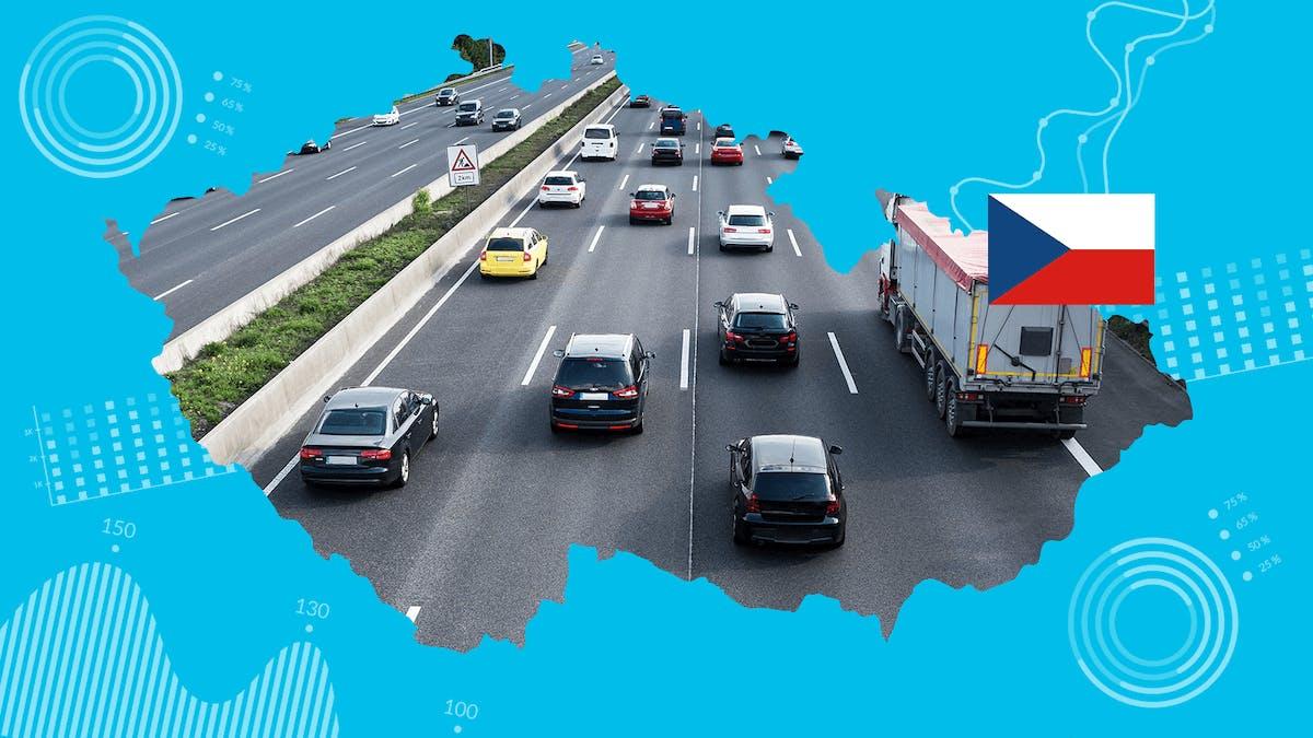 Ojetá auta v Česku: 1 ze 4 poškozeno, tachometry stočené o 61 tisíc kilometrů