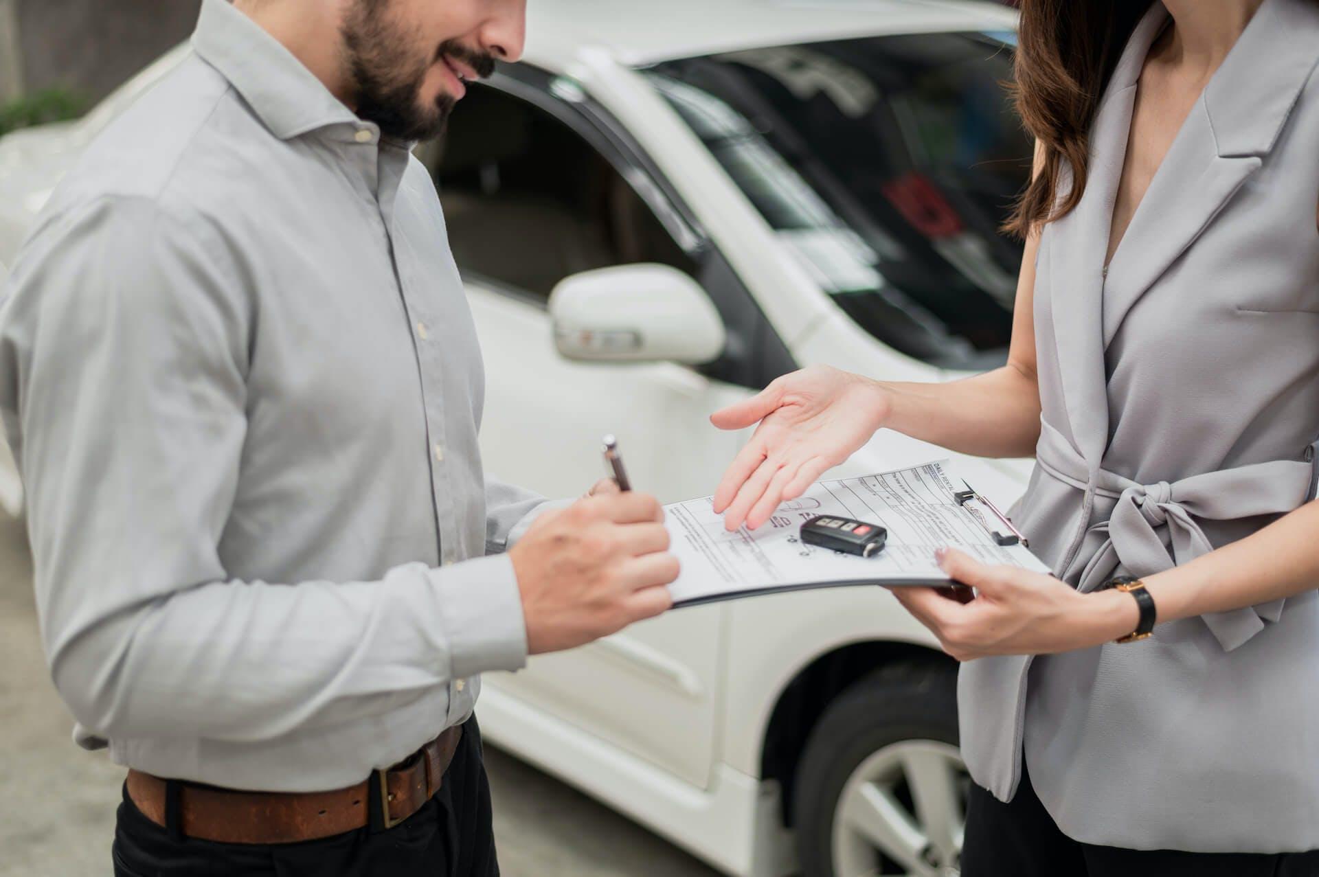 Pirkimo - pardavimo sutartis. Ką reikia žinoti perkant automobilį?