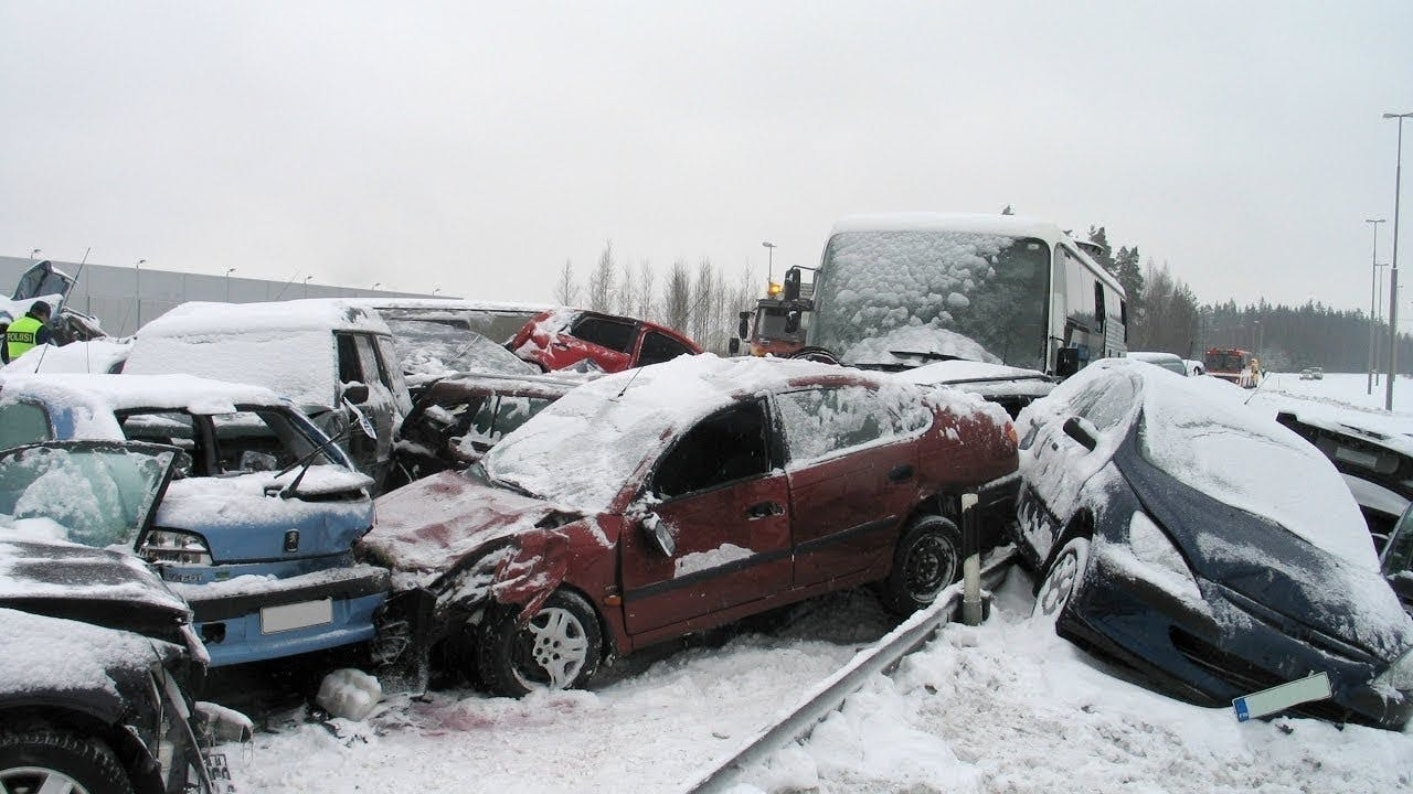 Sensible Post: 5 Ways to Drive Safely in Winter