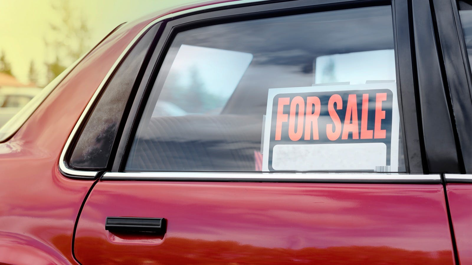 7 ways to sell your car in the blink of an eye