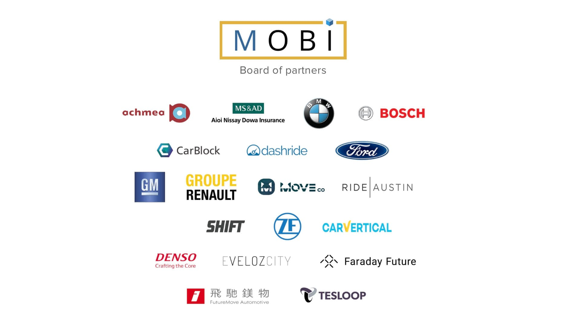 carVertical rejoint la prestigieuse initiative MOBI