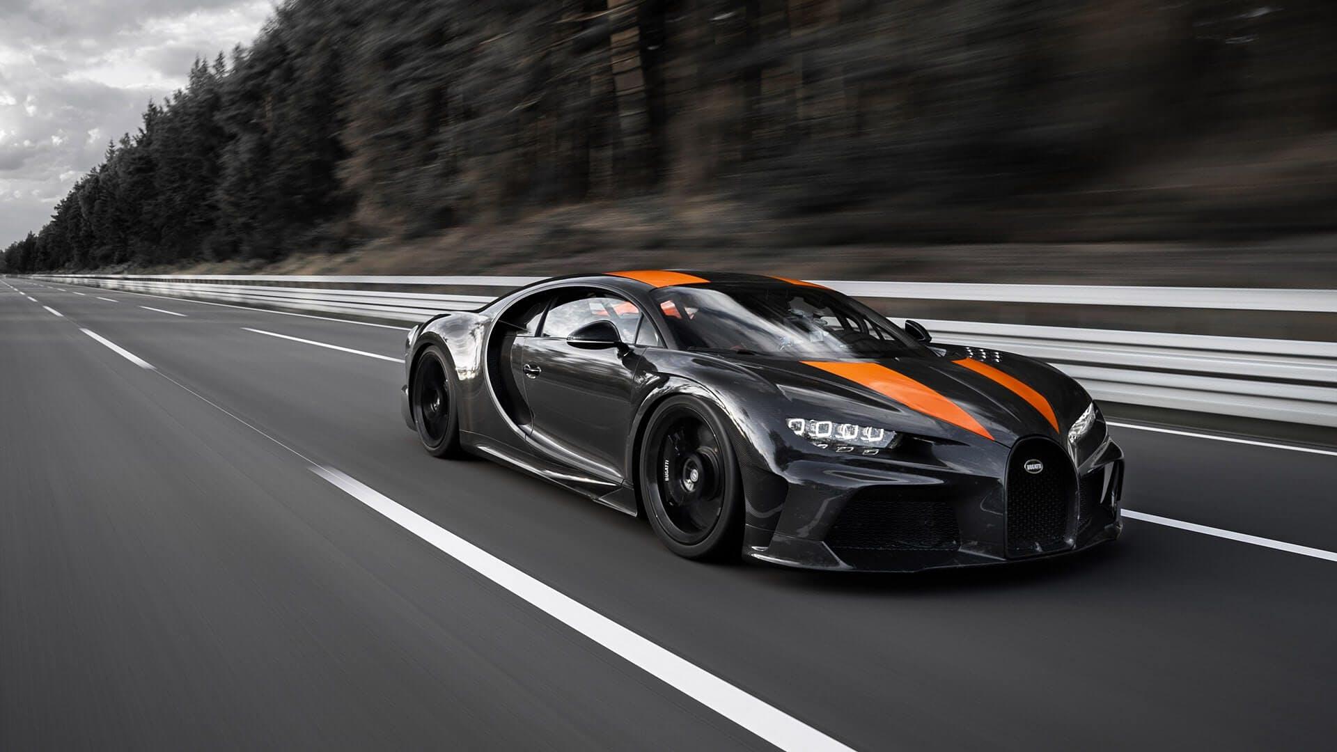 Найшвидших машин в світі - Топ 10