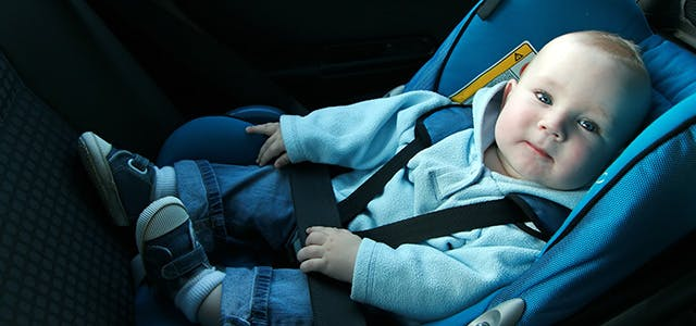 Car Seats and Child-safety: Keep Your Kids Safe in the Car