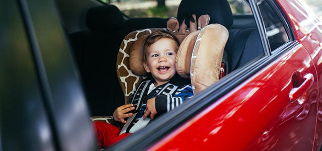 All you Need to Know about Kids and Car Seats
