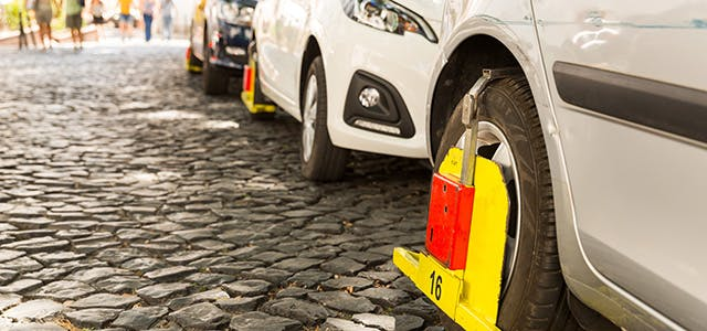 Wheel Clamping Law in South Africa