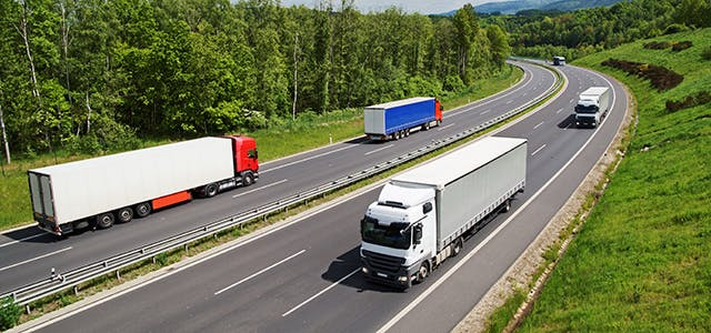 Road Safety: Sharing the Road with Trucks