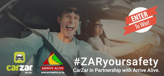 Strap on your Road Safety Seat Belt and WIN with CarZar!