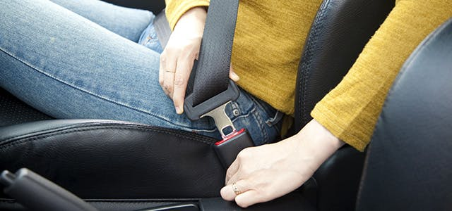 The Value of Seat Belts to Road Safety