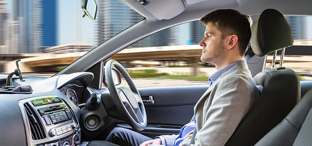 The Boring Life of a Driverless Car 'Test Driver'