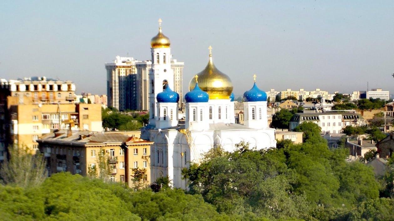 Das Kloster St. Pantaleon in Odessa